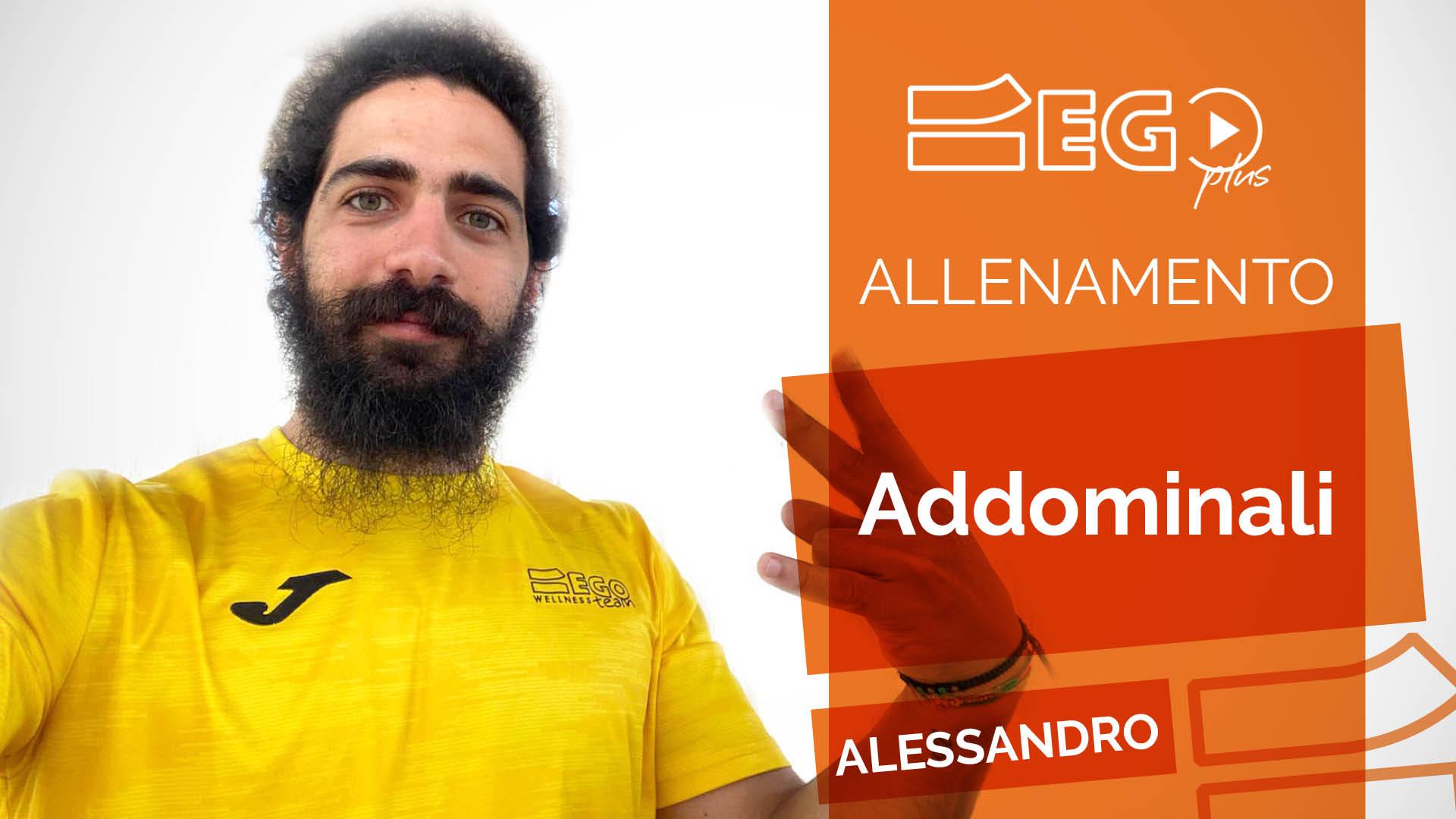 Alessandro Addominali